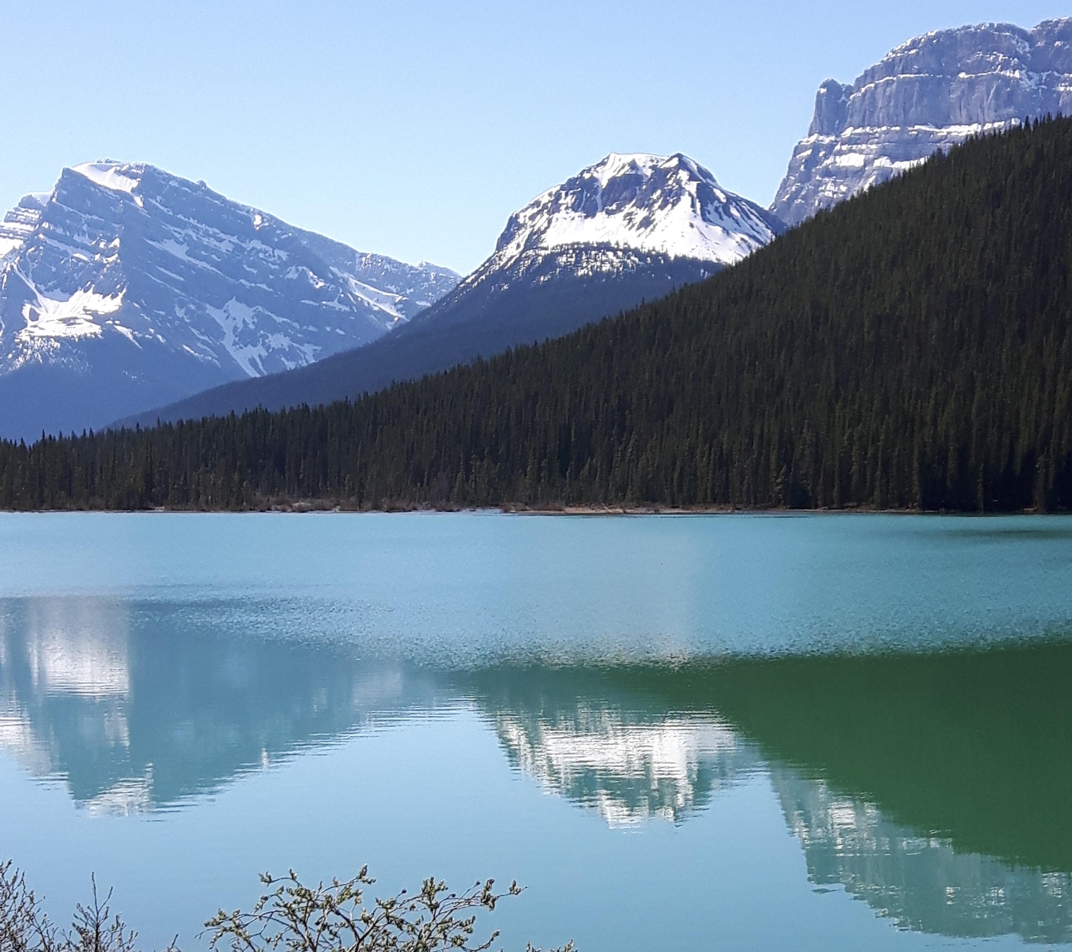 Bow Lake, Icefield Parkway, Alberta