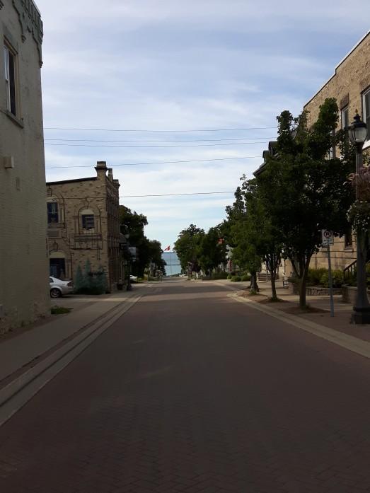 Harbour Street, Kincardine, Ontario