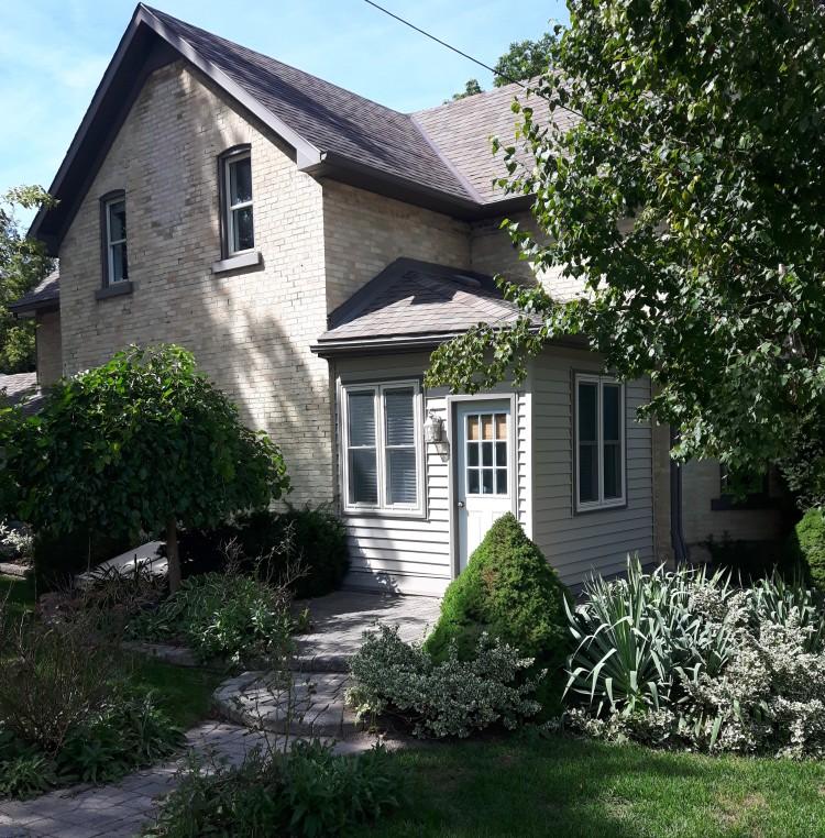 My childhood home, Kincardine, Ontario