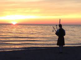 Kincardine's phantom piper