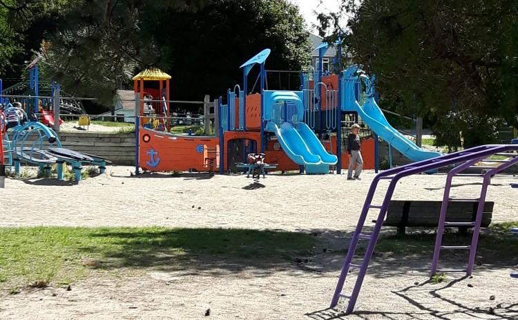 Tiny Tot Playground, Kincardine, Ontario