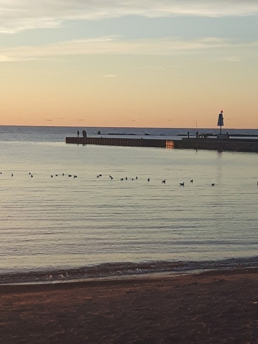 Kincardine, Lake Huron, South Pier