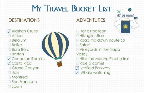 Fun things and Adventures to Do