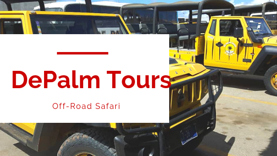 DePalm Tours - Off-Road Safari, Aruba
