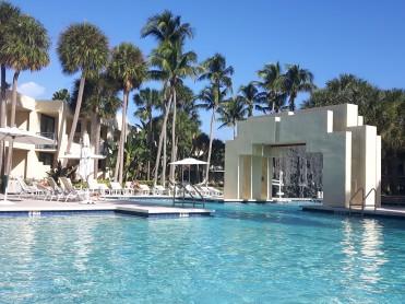 pool - grounds