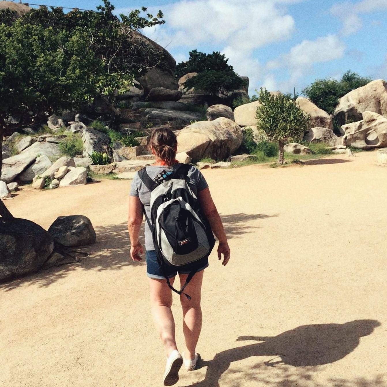 Solo Travel – Bursting That Bubble