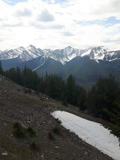 Sulphur Mountain Summit and Banff Gondola