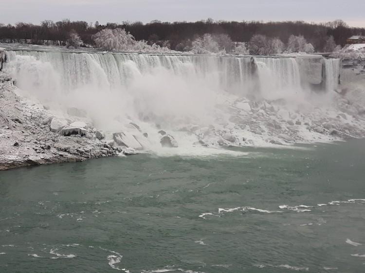 American Falls, Winter Paradise