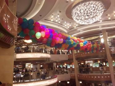balloon drop