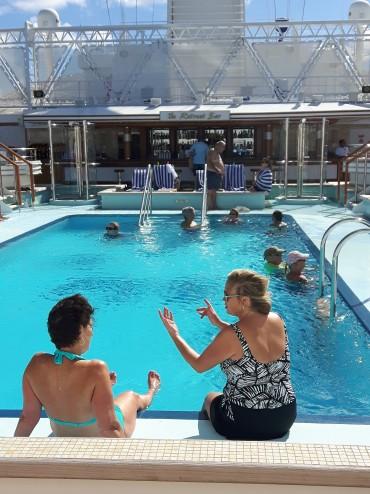 boat pool