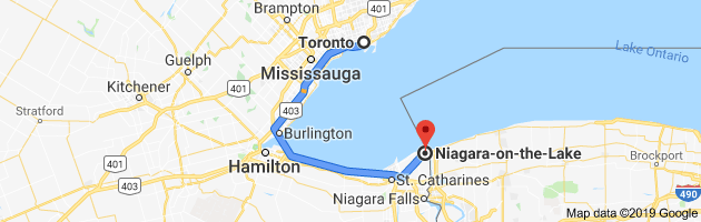 map-toronto-to-niagara-on-the-lake-explore-ontario