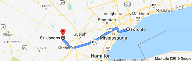 map-toronto-to-st-jacobs-explore-ontario