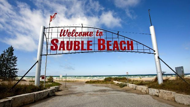 beaches-in-ontario-sauble-beach-activities