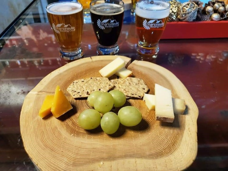 beer-tasting-at-charlotteville-brewing-company