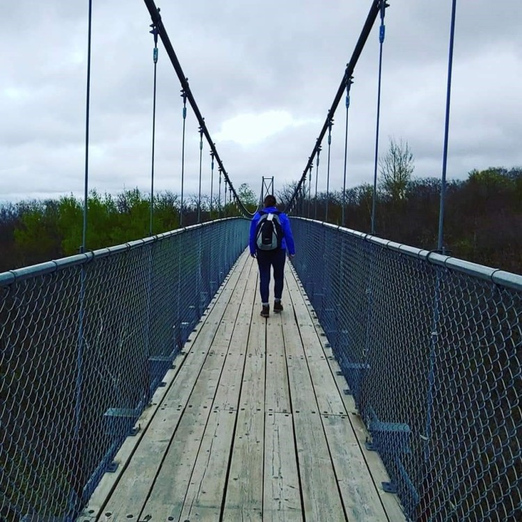 suspension-bridge-scenic-caves-collingwood-ontario