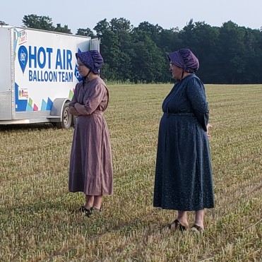 Old Order Mennonite Female Clothing