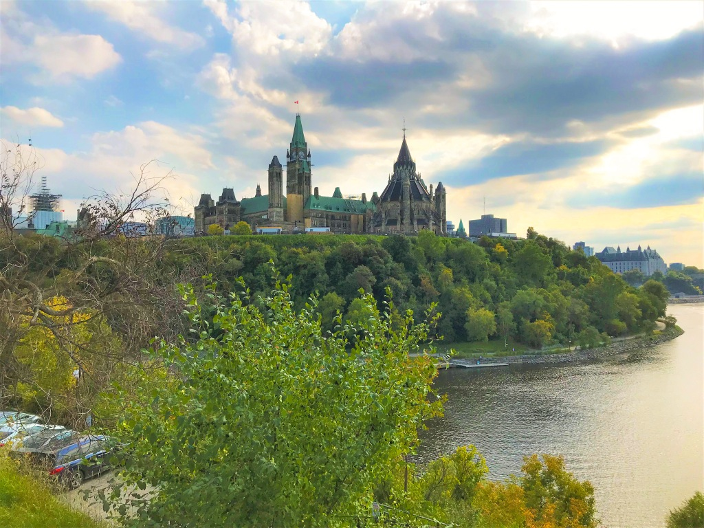 Ottawa is the perfect road trip to take when visiting Ontario.  Tour the Parliament Buildings to learn everything there is to know about Canadian politics
